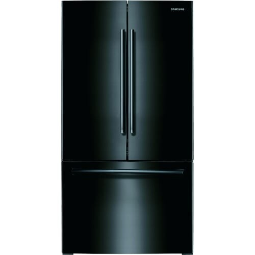 Shop Samsung Rf261beae 26 Cu Ft French Door Refrigerator With