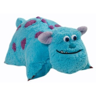 "My Pillow Pets 18"" Square Plush Pillow Sulley - multi"