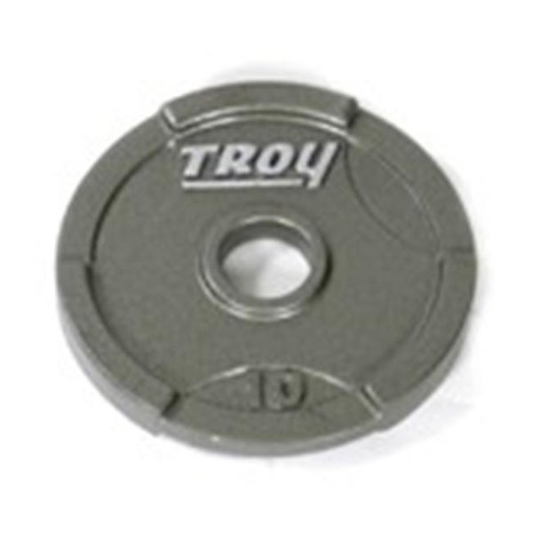 dd01a96e5e0 Shop Troy Barbell GO-010 Inter-Locking Olympic Grip Plate - 10 Pounds -  Free Shipping On Orders Over  45 - Overstock.com - 23630045