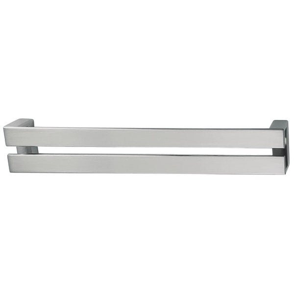 Genial Shop Hafele 107.96.634 7 9/16 Inch Center To Center Handle Cabinet Pull    Satin Nickel   Free Shipping On Orders Over $45   Overstock   22923286