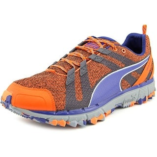 Puma Faas 500 TR v2 Men Round Toe Synthetic Orange Running Shoe