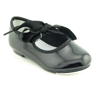 Dance Class By Trimfoot Company Beginning Tap Shoe Youth Black Dance