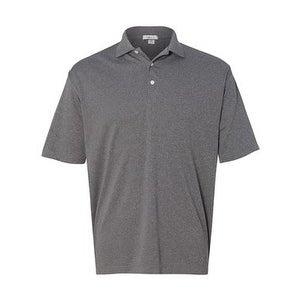 FeatherLite Moisture Free Mesh Sport Shirt - Heathered Grey - M