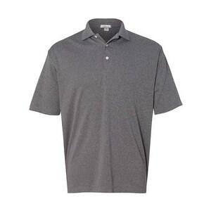 FeatherLite Moisture Free Mesh Sport Shirt - Heathered Grey - XL