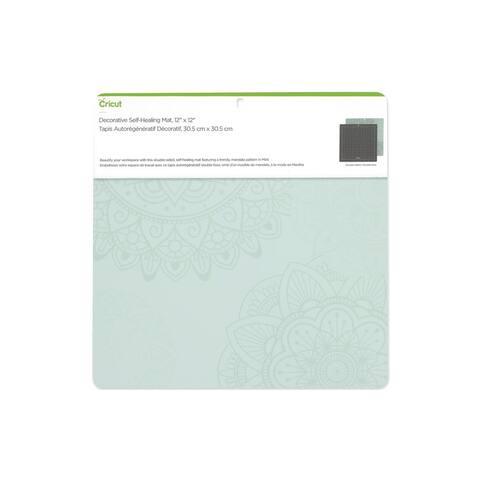 2005434 cricut self healing mat 12x12 mint