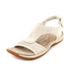 Easy Spirit SeaCoast Open-Toe Suede Sport Sandal