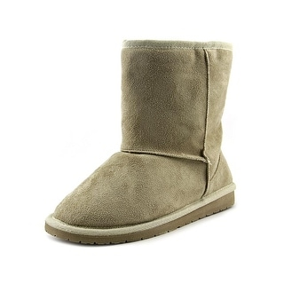 Dawgs Sheep Dawgs Youth Round Toe Synthetic Nude Winter Boot