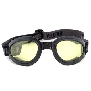 Harley Davidson Goggle Sunglasses HDSZ 704 BLK-15