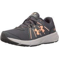 Under Armour Mens u a dash rn 2 Low Top Lace Up Trail Running Shoes