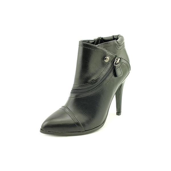 Heart Soul Carolina Womens Black Boots