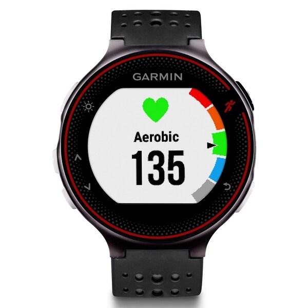 Garmin Forerunner 235 Marsala GPS Watch w/ Tracks Distance, Pace, Time & Heart Rate