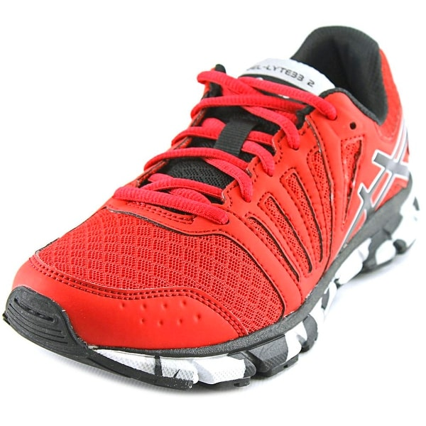 Asics Gel-Lyte33 2 GS Youth  Round Toe Synthetic Red Running Shoe
