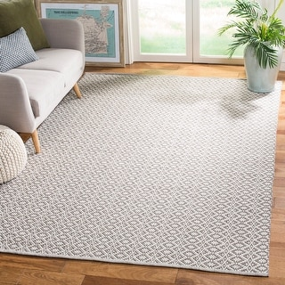 Safavieh Handmade Flatweave Montauk Everly Casual Cotton Rug