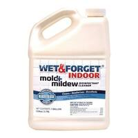 Wet & Forget 802128 Mold & Mildew Disinfectant Cleaner, 128 Oz