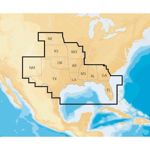 Navionics nav plus south msd regional lakes and coastal
