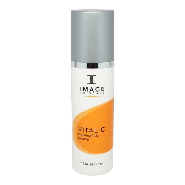 IMAGE Skincare Vital C Hydrating Facial Cleanser, 6 Fluid Ounce