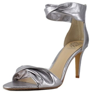 Vince Camuto Camden   Open Toe Leather  Sandals