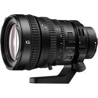 Sony FE PZ 28-135mm f/4 G OSS Lens (Open Box)