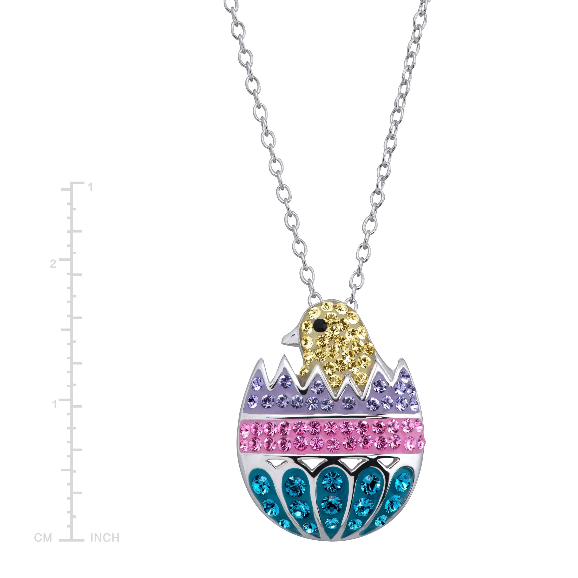 925 Sterling Silver Incubation Necklace SALE