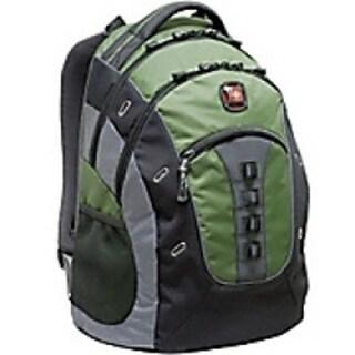 Victorinox Swiss Army BH3745 15.6 in. Granite Laptop Backpack - Green