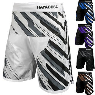 Hayabusa Metaru Charged Jiu-Jitsu Fight Shorts