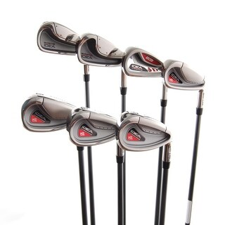 New Adams Mixed Iron Set 4-PW ProLaunch-HL Blue R-Flex Graphite RH