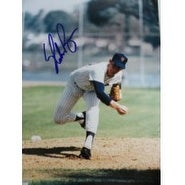 Signed Ryan Nolan New York Mets 11x14 Photo autographed