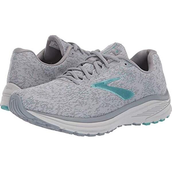 Running Shoe - Grey/Grey/Teal