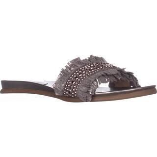 35ec76b3b6e Buy Grey Vince Camuto Women s Sandals Online at Overstock.com
