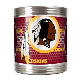 Great American Products Washington Redskins Can Holder Stainless Steel Can Holder