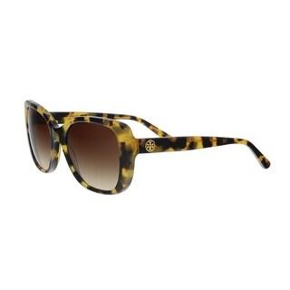 Tory Burch TY7114 149974 Tokyo Tortoise Square Sunglasses - 53-18-140