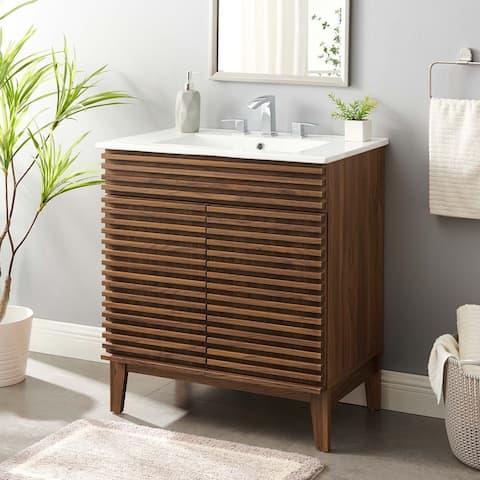 """Render 30"""" Bathroom Vanity Cabinet"""
