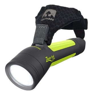 Nathan Hydration Zephyr Trail 200Hand Torch - NS5087 - black/safety yellow