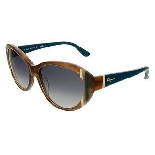 Salvatore Ferragamo SF673S Cateye