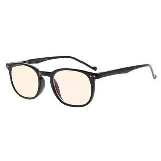 Eyekepper UV Protection Amber Lens Computer Reading Glasses