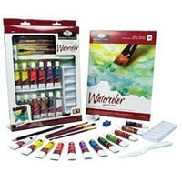 Watercolor Painting - Essentials Art Set