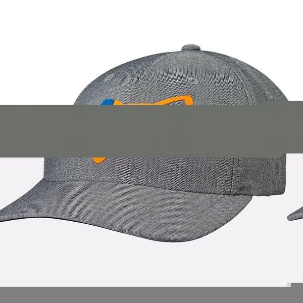 ca077d6cf45 Shop Fox Racing Zerio Flexfit Hat - Graphite - Free Shipping On Orders Over   45 - Overstock.com - 17879830