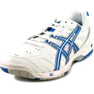 Asics Gel-Game 4 Men  Round Toe Synthetic White Tennis Shoe