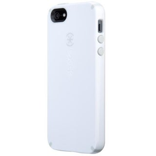 CandyShell Case for iPhone 5/5S - White/Grey - Retail Packaging