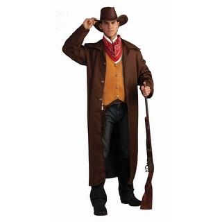 Gun Fighter Cowboy Costume Adult