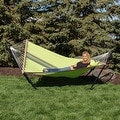 Sunnydaze 10ft Hammock Stand and Hammocks - Thumbnail 27