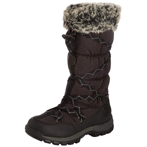 Timberland Womens C2160R Fabric Closed Toe Mid-Calf Cold Weather Boots