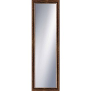 PTM Images 5-1294 52 Inch x 16 Inch Rectangular Framed Mirror - N/A