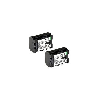 Battery for JVC BNVG108E (2-Pack) Replacement Battery