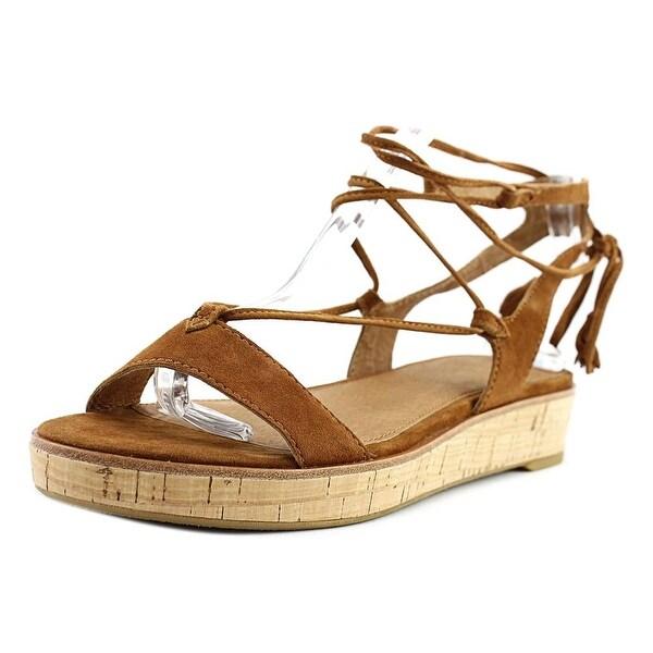 Frye Miranda Gladiator Nutmeg Sandals