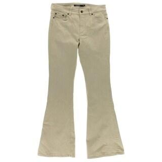 Lauren Ralph Lauren Womens Flare Jeans Denim Color Wash