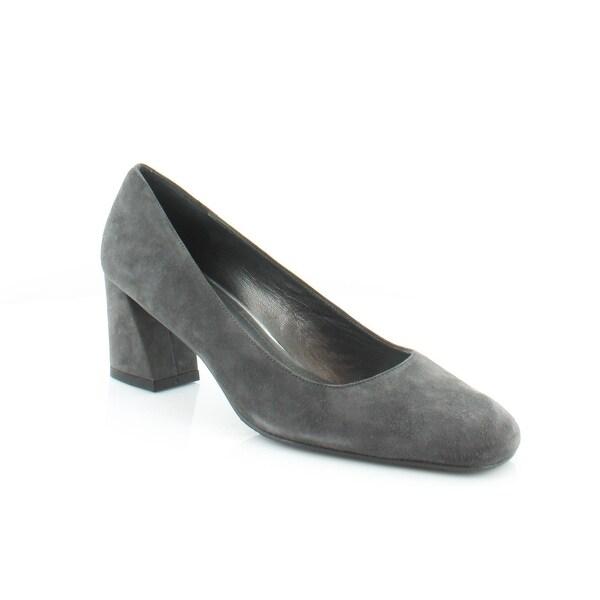Stuart Weitzman Mary Mid Women's Heels Slate - 9.5
