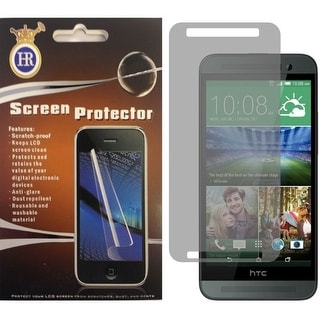 Insten Clear LCD Screen Protector Film Cover For HTC One E8