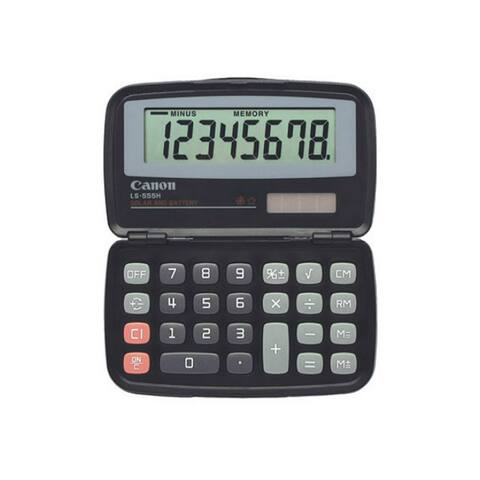 Canon LS-555H Handheld Calculator LS555H Pocket Calculator