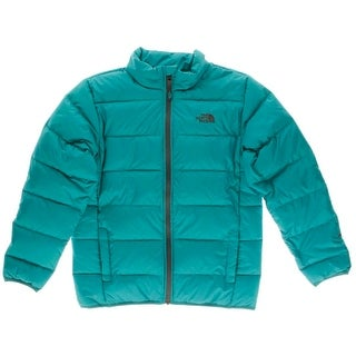 The North Face Boys Quilted Puffer Coat - L